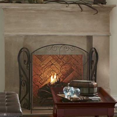 Essex Fireplace Screen
