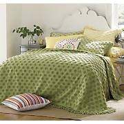 Candace Chenille Bedspread & Sham