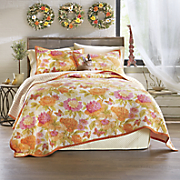 Brookwood Oversized/Reversible Quilt, Sham and Pillows