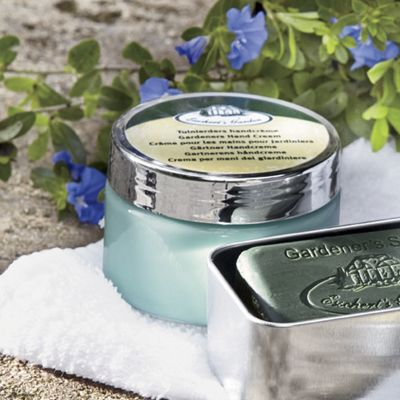 Gardeners Hand Cream in Modern Tin