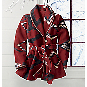 Blanket Coat A