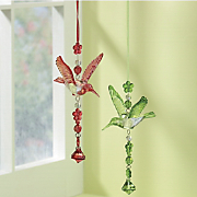 Set of 2 Hummingbirds