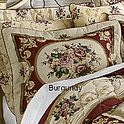 Victoria Tapestry Shams