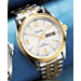 Men's Round Bracelet Watch by Pulsar