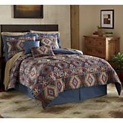 Santa Fe Bedding and Window Treatments