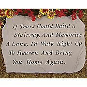 If Tears Memorial Stone