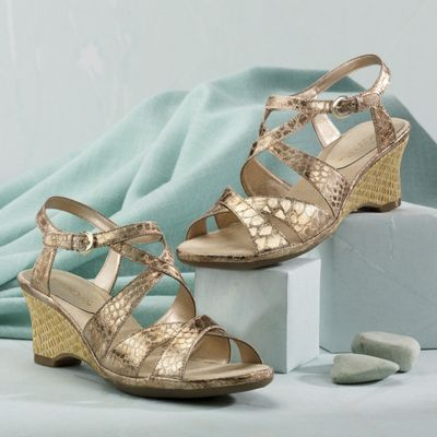 Baker's Dozen Sandals by Aerosoles