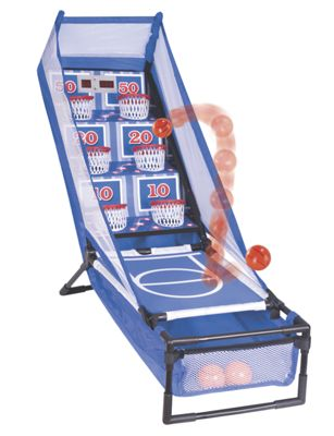 Electronic Shoot N' Score Basketball Game