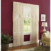 Windsor Lace Window Treatments