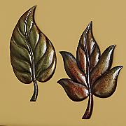 falling leaves wall art