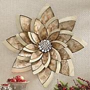 Genuine Capiz Shell Wall Art