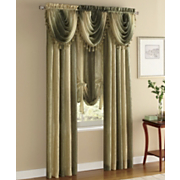 Window Treatments, Ombre Semi-Sheer
