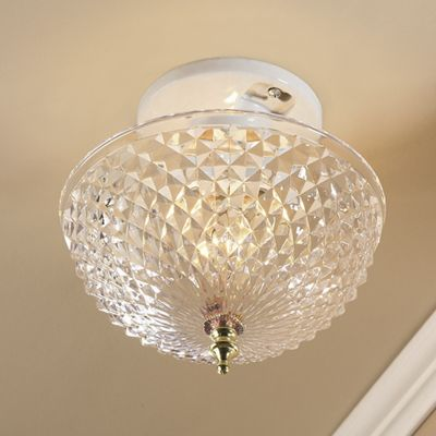 Clip-on Ceiling Light Shade