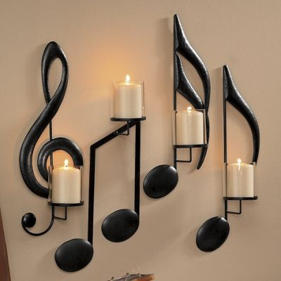 Set of 4 Noteworthy Sconces