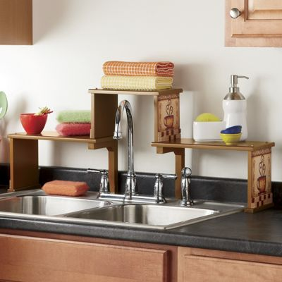 mosaic coffee overthesink shelf from seventh avenue  46229