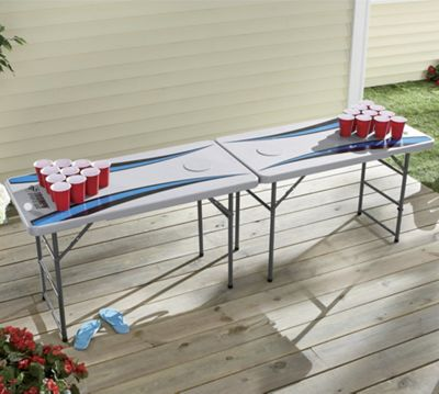 4-In-1 Tailgate Game Set