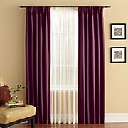 Color Connection Pinch Pleat Panels &  Valance by Montgomery Ward