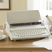 Fully Automated Electronic Typewriter By Brother