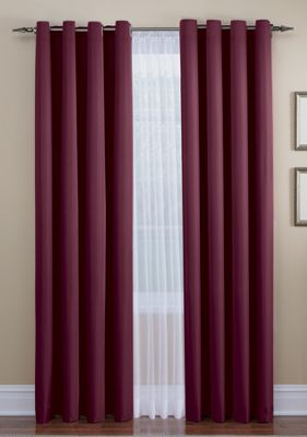 Color Connection 174 Thermal Grommet Panels Amp Valance By
