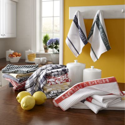 28-Piece Assorted Kitchen Towel Set