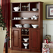 Montgomery Ward Homestyle Hutch and Buffet