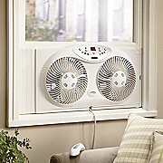 remote control window fan by bionaire