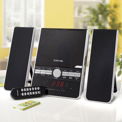 Craig Vertical Stereo System