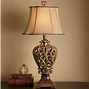 Lamp Dramatic Oversized Statement