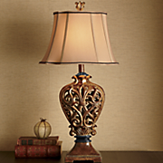 Lamp Dramatic Oversized Statement