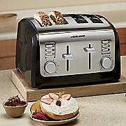 2 slice or 4 slice toaster by black   decker