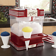Retro Snow Cone Machine A
