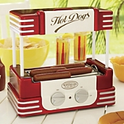 Retro Hot Dog Maker