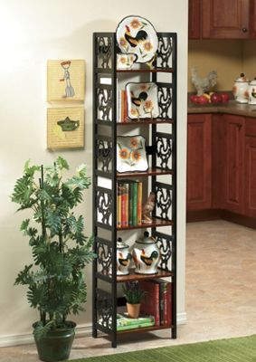 6-Tier Tower Rooster Rack