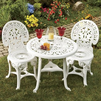 3 Piece Crown Resin Bistro Set From Seventh Avenue Di47541