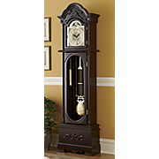 Classic Grandfather Clock