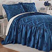 Bedspread and Sham Kathryn Chenille 1