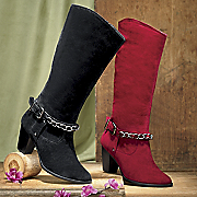 freshica chain front boot by montgomery ward