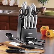 Farberware Cutlery, Professional Serrated 25-Piece Set