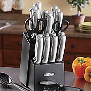 Farberware Cutlery, Professional Serrated 25-Piece Set