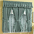 Mayfield Solid Cape Cod Valance