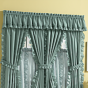 mayfield pattern cape cod valance