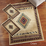 Tucson 3 Pc Rug Set