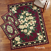 Magnolia 3 Pc Rug Set