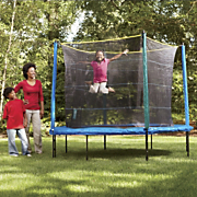 8 ft Trampoline Set With Net
