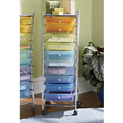 10 Drawer Colorful Storage