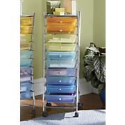 10 Drawer Colorful Storage