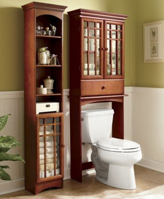 Mission Bathroom Furniture From Seventh Avenue