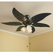 Green Leaf Ceiling Fan