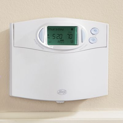 Hunter 7-Day Programmable Auto-Season Changeover Thermostat
