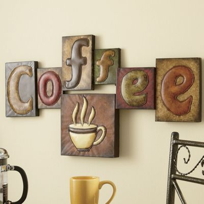 Coffee Bistro Wall Art
